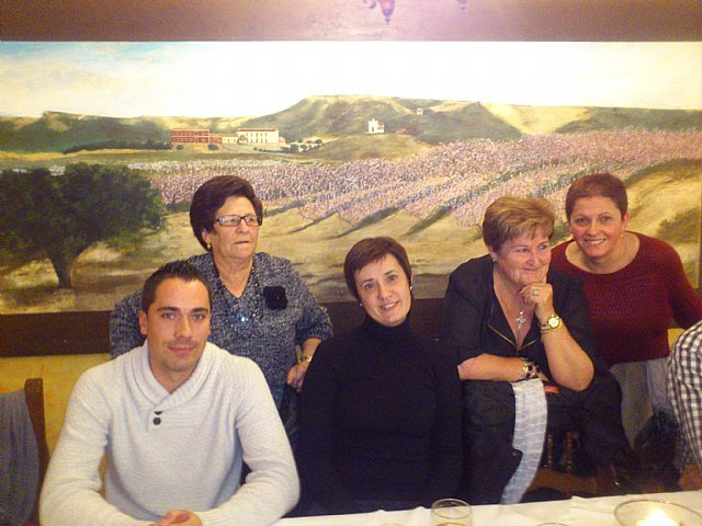 "Christmas Dinner of the Association ""Amas and householders Same-da"" in the hamlet of Paretón, Foto 1"