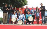 Más de 100 deportistas se han sumado al V Trofeo de Navidad de ciclismo 'Ciudad de Puerto Lumbreras'