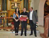 Pregón de Navidad en Puerto Lumbreras a cargo del nuevo párroco Serafín Campoy