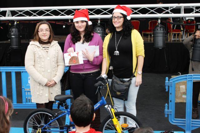Decenas de niños participan en el IV concurso de Christmas navideños organizado por La Llana - 3, Foto 3