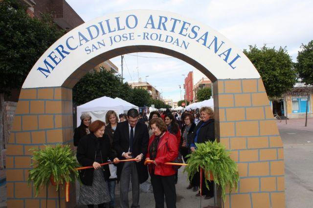 Mercadillo artesanal en Roldán 2012 - 1, Foto 1