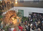 Inaugurado el Belén Municipal y la exposición de Belenes 'Internacionales y de papel' que acoge la Casa de los Duendes durante toda la Navidad
