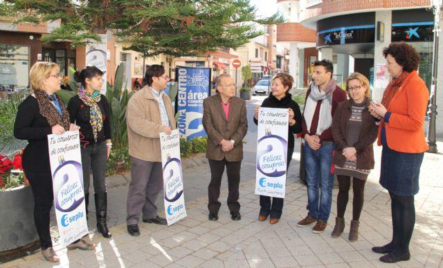 El Ayuntamiento y ASEPLU ponen en marcha una campaña para fomentar el comercio local en Navidad - 1, Foto 1