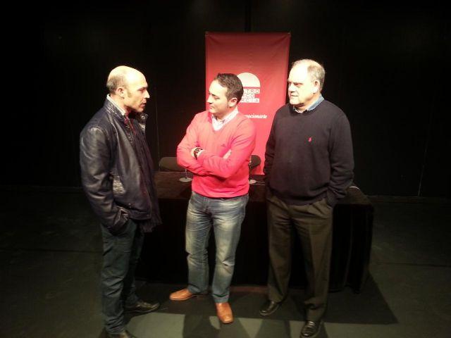 TCM cierra su programación de 2012 con el estreno de una nueva coproducción con compañías murcianas - 1, Foto 1