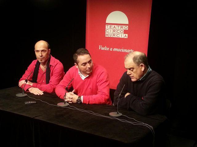 TCM cierra su programación de 2012 con el estreno de una nueva coproducción con compañías murcianas - 2, Foto 2