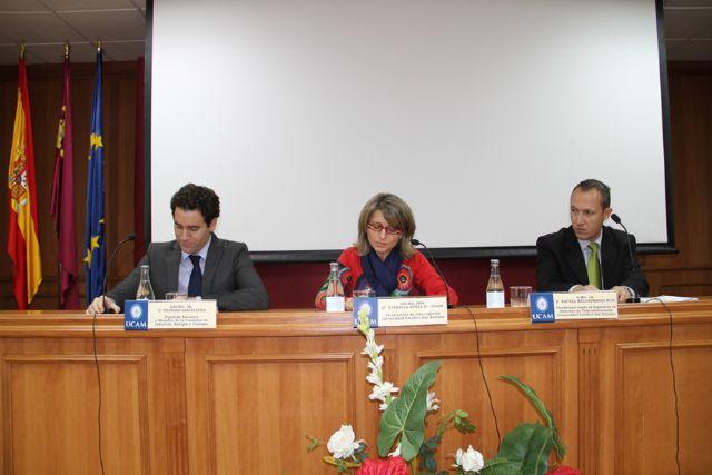La Católica ha presentado el Demostrador de Eficiencia Energética (DEE), proyecto liderado desde el departamento de Telecomunicaciones - 1, Foto 1