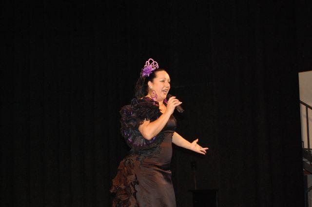 El Cine Teatro IV Centenario de Alguazas asiste a un espectacular show de humor, copla y tango - 2, Foto 2