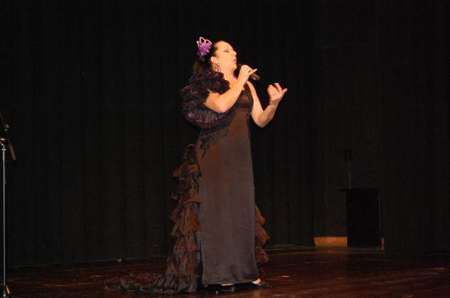 El Cine Teatro IV Centenario de Alguazas asiste a un espectacular show de humor, copla y tango - 3, Foto 3