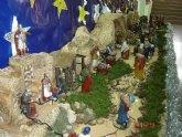 Ya se puede disfrutar del ambiente navideño en el CEIP Deitania