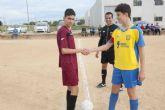 UCAM Ciudad Jardín E.F. lidera la competición local