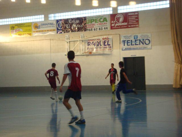 El Suma y sigue de Alguazas organiza un Campeonato de Navidad de Fútbol-Sala para estudiantes de secundaria - 4, Foto 4
