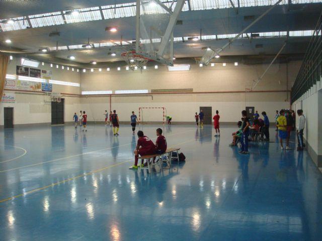 El Suma y sigue de Alguazas organiza un Campeonato de Navidad de Fútbol-Sala para estudiantes de secundaria - 5, Foto 5