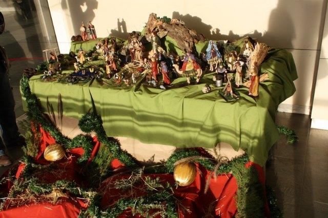 Stand navideño de PROMETEO en Los Arcos - 1, Foto 1