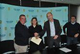 El Ayuntamiento firma convenios de colaboración con Cruz Roja Mar Menor Norte y la Asociación Músico-Cultural San Javier