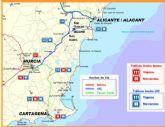 La alcaldesa califica de apuesta histórica la inclusión de Cartagena en el Corredor Mediterráneo