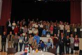 La concejal de Voluntariado agradeció la labor de los voluntarios locales en su Encuentro de Navidad