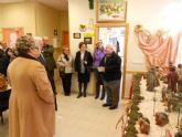 El Centro Social de Mayores de La Alberca inaugura su Belén