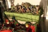 Stand navideño de PROMETEO en Los Arcos