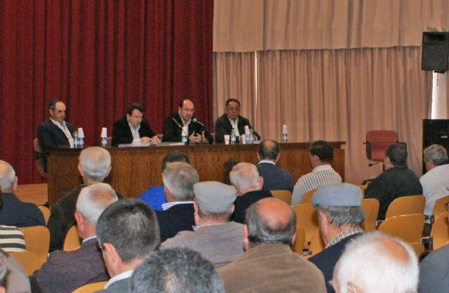 La Junta Generalde la Comunidad de Regantes informó sobre las nuevas inversiones de más de 4,5 millones de euros para la modernización de regadíos - 1, Foto 1