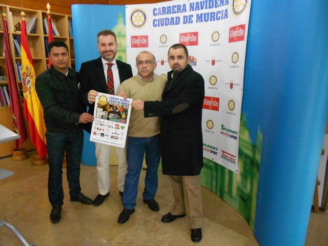 La I Carrera Navideña Ciudad de Murcia se celebra el domingo y congregará a dos mil corredores - 1, Foto 1