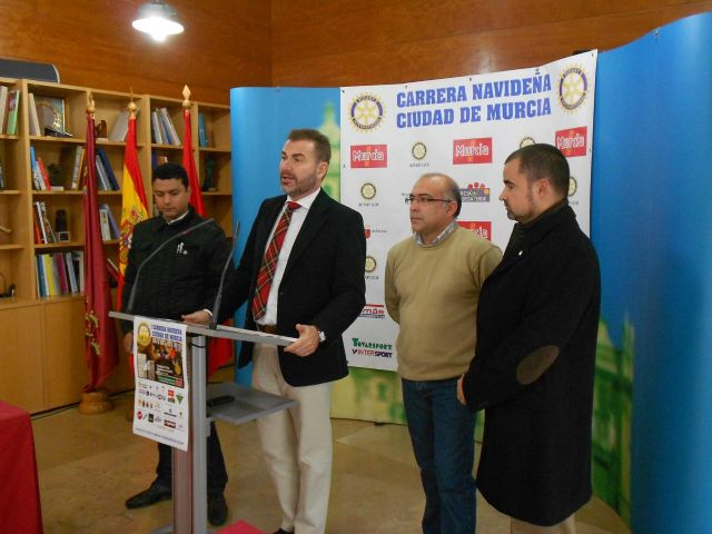 La I Carrera Navideña Ciudad de Murcia se celebra el domingo y congregará a dos mil corredores - 2, Foto 2