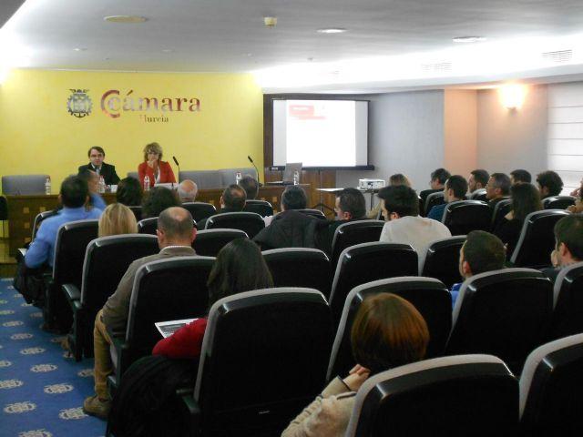 El Ayuntamiento participa en una jornada sobre factura electrónica presentando a empresarios y organizaciones - 1, Foto 1