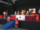 Celebraciones de Cruz Roja y Asociación contra el Cáncer