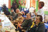 La alcaldesa y la concejal de Atención Social felicitan la pascua navideña a las personas mayores