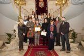 Entregados los diplomas a las alumnas de los cursos de informática de la Concejalía de la Mujer