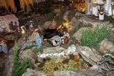 Rami Mart�nez, en la modalidad de familiares y la parroquia de San L�zaro, en la de colectivo, ganan el concurso de Belenes