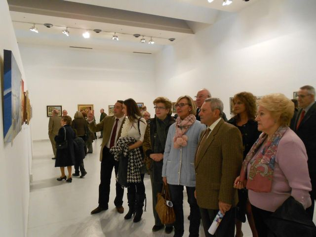 Los Centros Sociales de Mayores celebran el II Concurso Exposición de Pintura - 1, Foto 1