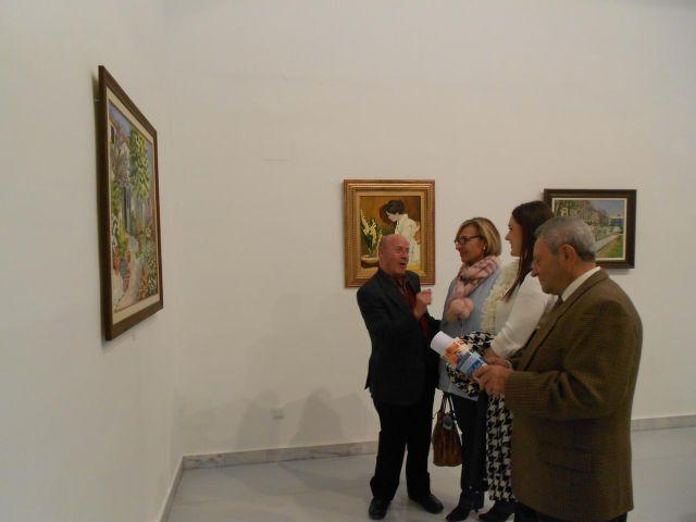 Los Centros Sociales de Mayores celebran el II Concurso Exposición de Pintura - 2, Foto 2