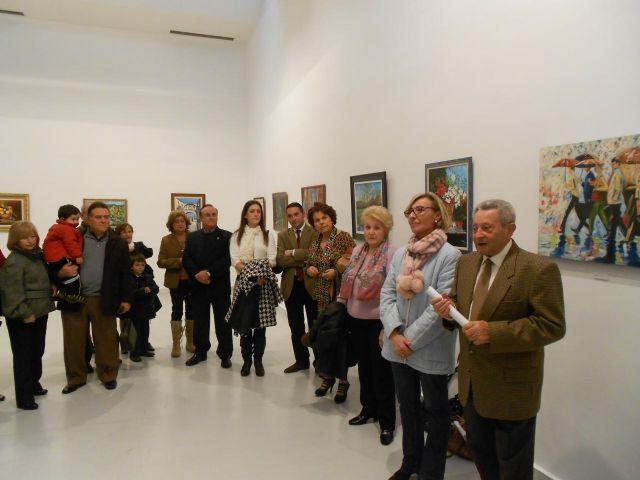 Los Centros Sociales de Mayores celebran el II Concurso Exposición de Pintura - 3, Foto 3