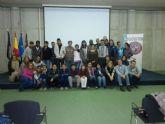 30 jóvenes participan en el encuentro con Lola Beccaría