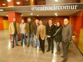 Teatro Circo Murcia incorpora el Ciclo 180° como una de las novedades de la nueva programación de 2013