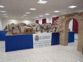 El Belén de la Parroquia de San Juan Bautista se inaugura en Nochebuena