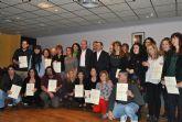 El taller de empleo se despide con la entrega de diplomas a sus 24 alumnos