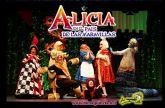 La Maquineta presenta el musical ALICIA EN EL PAÍS DE LAS MARAVILLAS el miércoles 26 de diciembre en el Teatro Villa de Molina