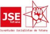 Juventudes Socialistas de Totana: 'los verdaderos problemas de los jóvenes son los ataques del Partido Popular'
