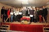 Acto de graduación de la sexta promoción de alumnos del Bachillerato Internacional