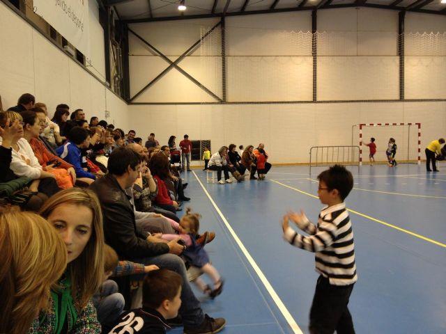 Lobosillo acoge las I Jornada de las Escuelas Deportivas del Campo de Murcia - 1, Foto 1