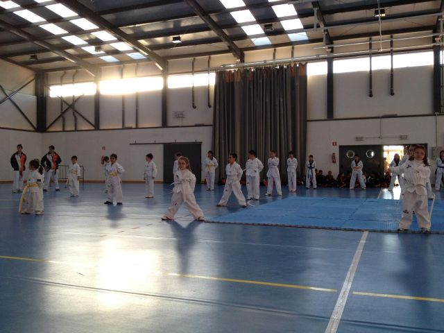 Lobosillo acoge las I Jornada de las Escuelas Deportivas del Campo de Murcia - 2, Foto 2