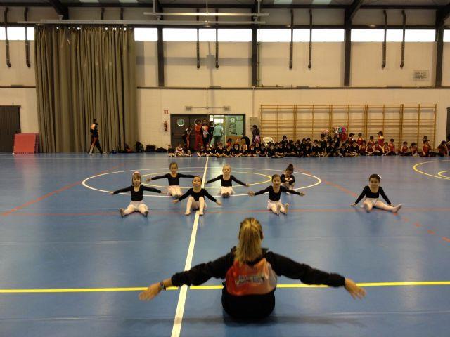 Lobosillo acoge las I Jornada de las Escuelas Deportivas del Campo de Murcia - 3, Foto 3