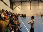 Lobosillo acoge las I Jornada de las Escuelas Deportivas del Campo de Murcia