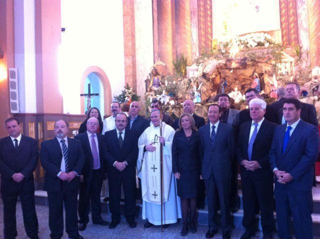 El Alcalde clausura el I Centenario de la Parroquia de Patiño - 1, Foto 1