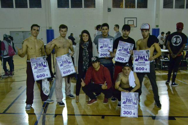 Un centenar de jóvenes compiten en el campeonato de breakdance por equipos Dejando Huella 3.0 - 1, Foto 1