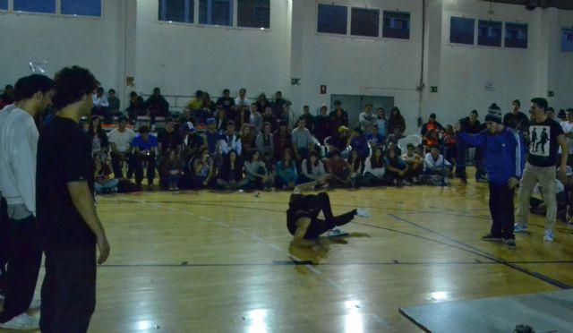 Un centenar de jóvenes compiten en el campeonato de breakdance por equipos Dejando Huella 3.0 - 3, Foto 3