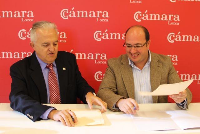 La Cámara de Comercio se une al Consorcio 'Medina Nogalte' para promover el desarrollo turístico en Puerto Lumbreras - 2, Foto 2