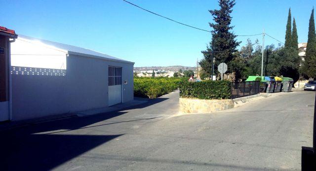 UPyD Murcia insiste en pedir la correcta señalización del cruce de la Plaza de la Cruz en Monteagudo - 1, Foto 1