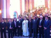 El Alcalde clausura el I Centenario de la Parroquia de Patiño
